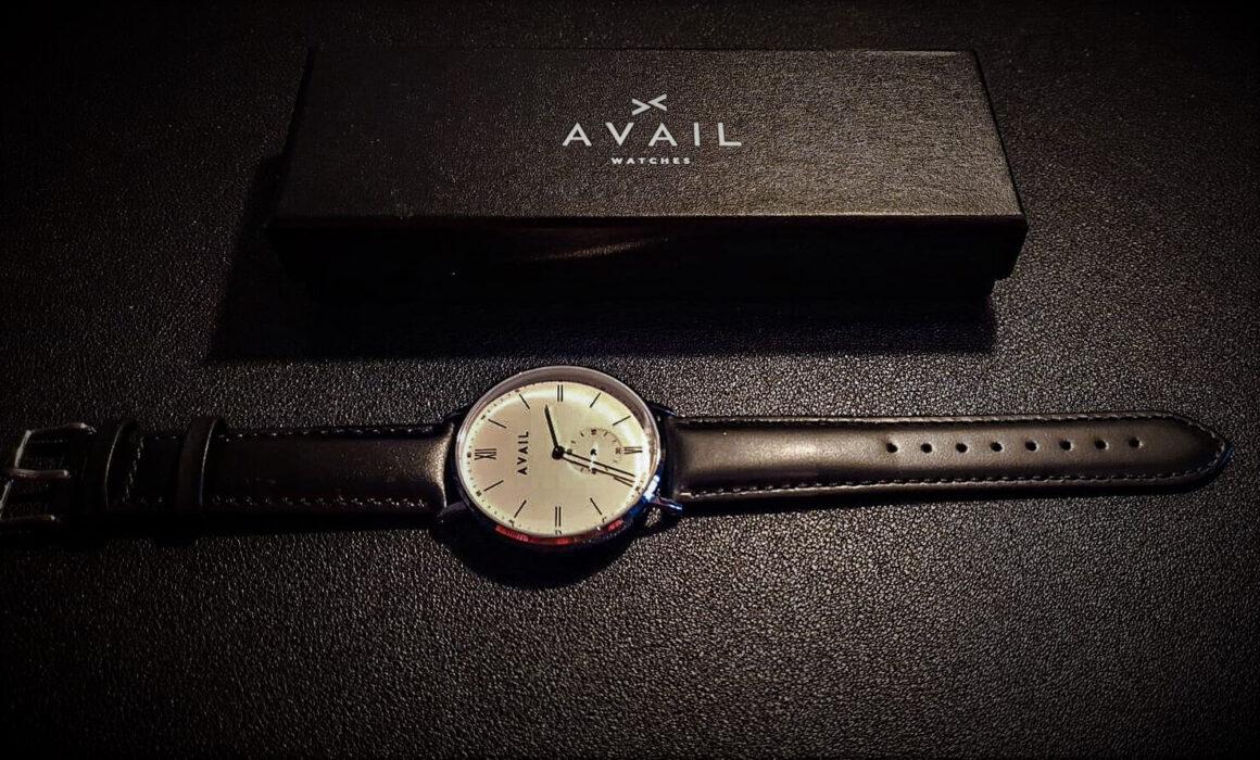 AVAIL Watch Minimalist Box