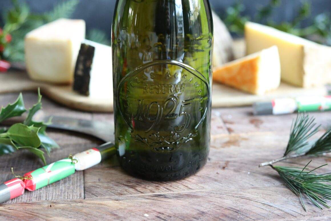 Drinks to pair with cheese this Christmas - Somewhere Else Cabernet Franc and Camembert