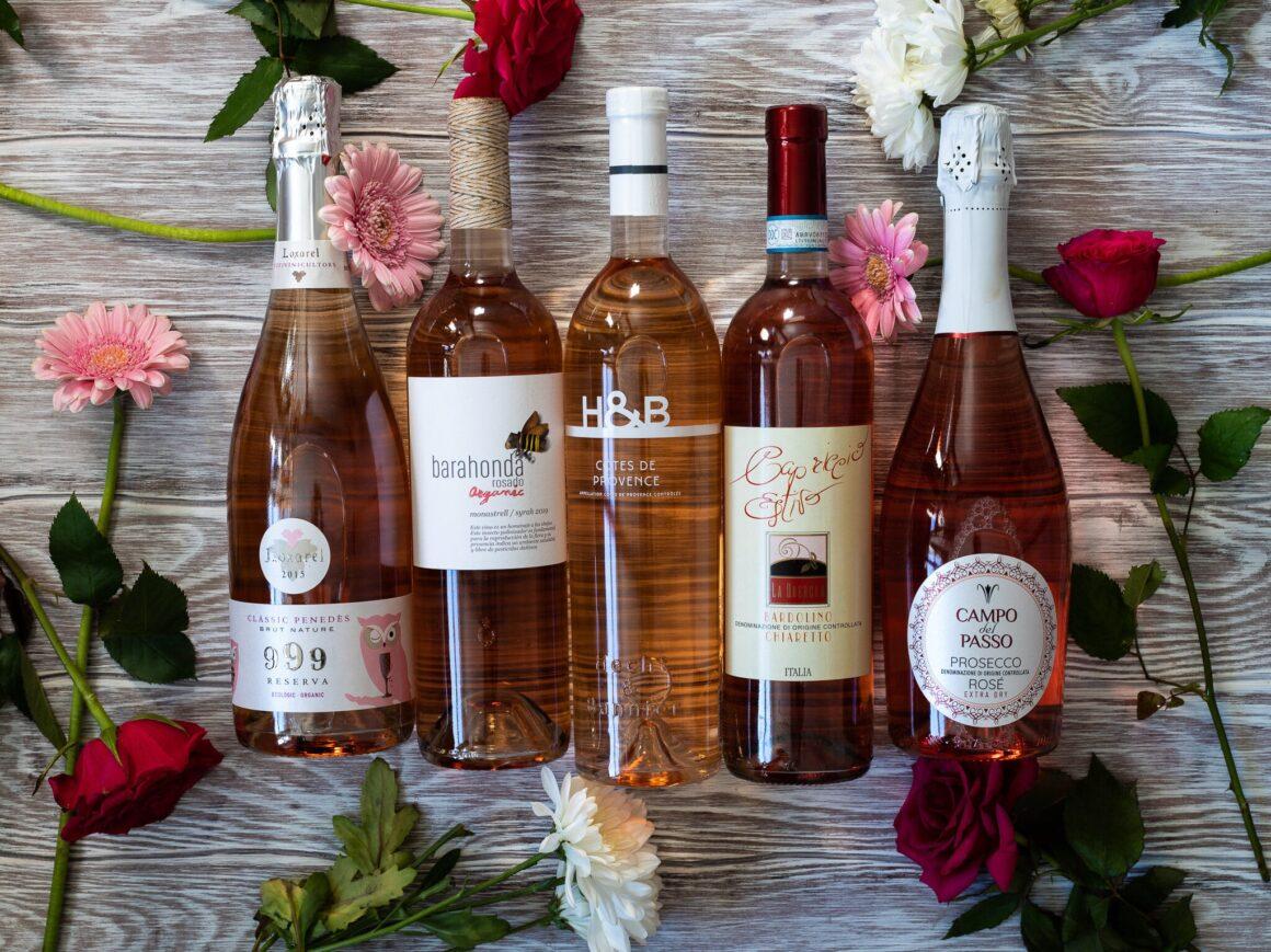 La Vie en Rose Wine Case with Northern Wine & Beer. Wines