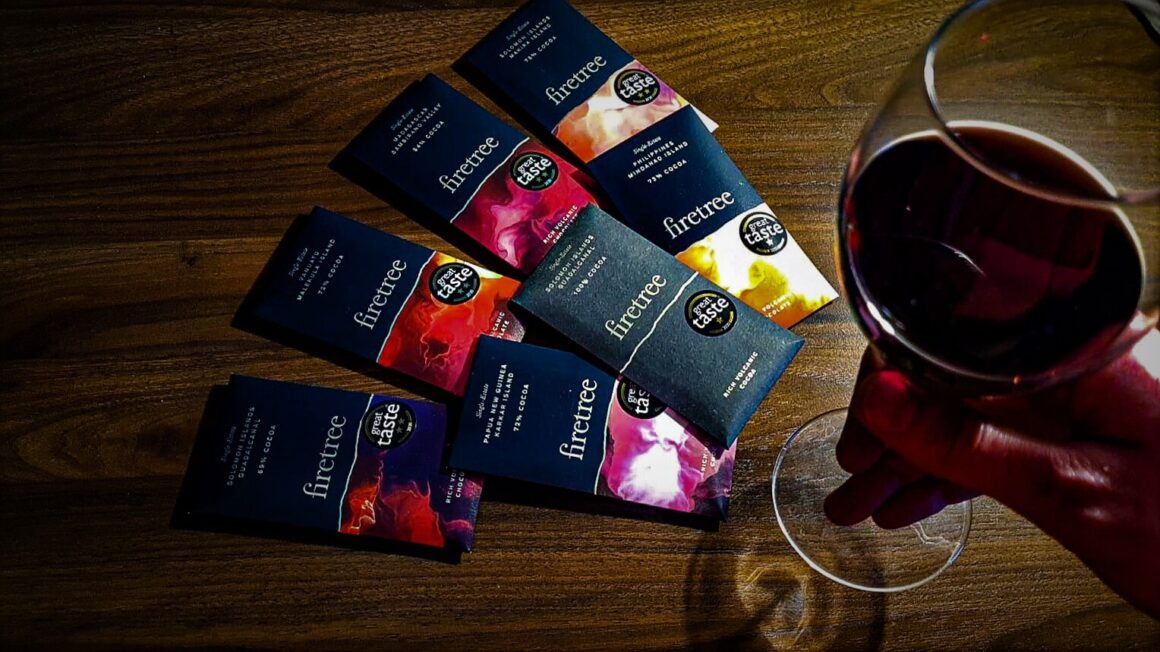 Luxury Chocolate and Wine - Laithwaites