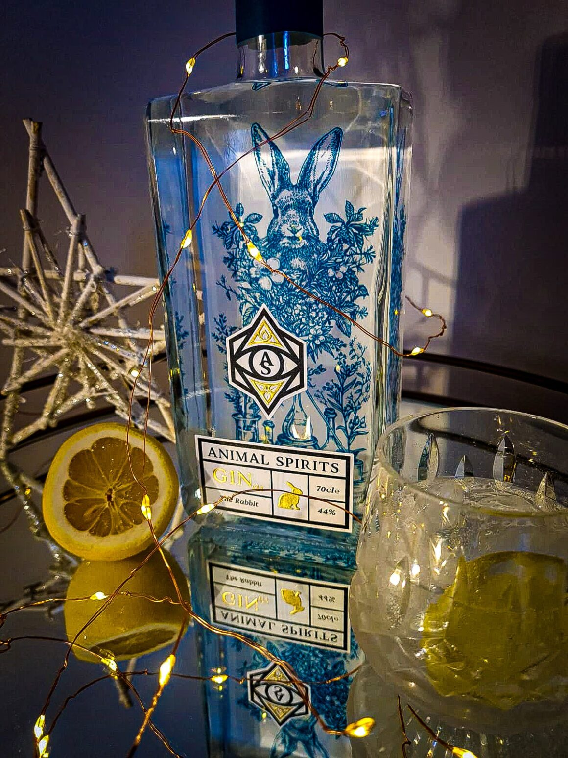 A Brilliantly British Gin - Animal Spirits Launches With The Rabbit GIN