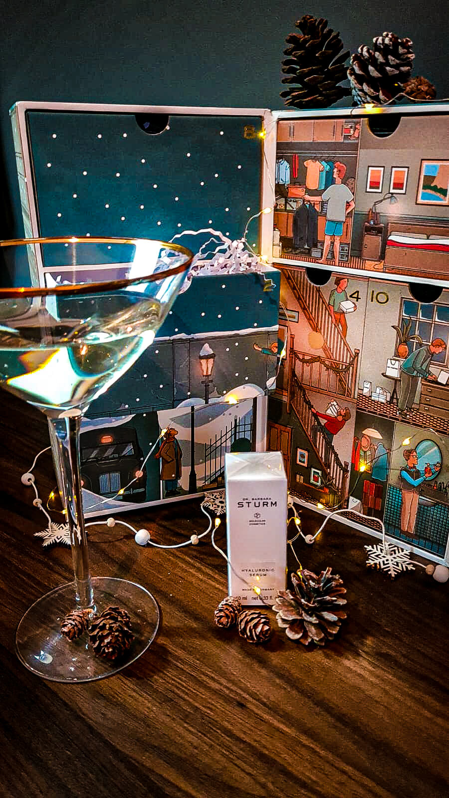 Beauty Luxury Advent Calendar With MR PORTER - Dr. Barbara Sturm