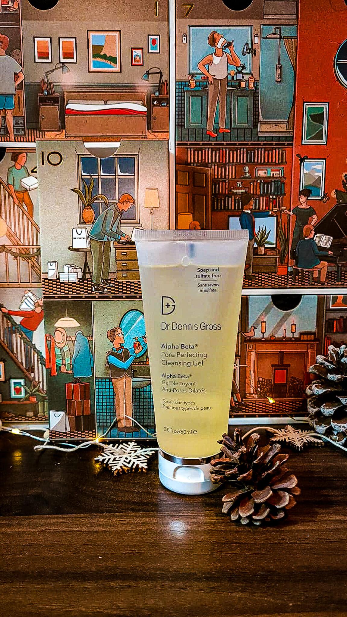 Beauty Skin Advent Calendar With MR PORTER - Dr. Dennis Gross