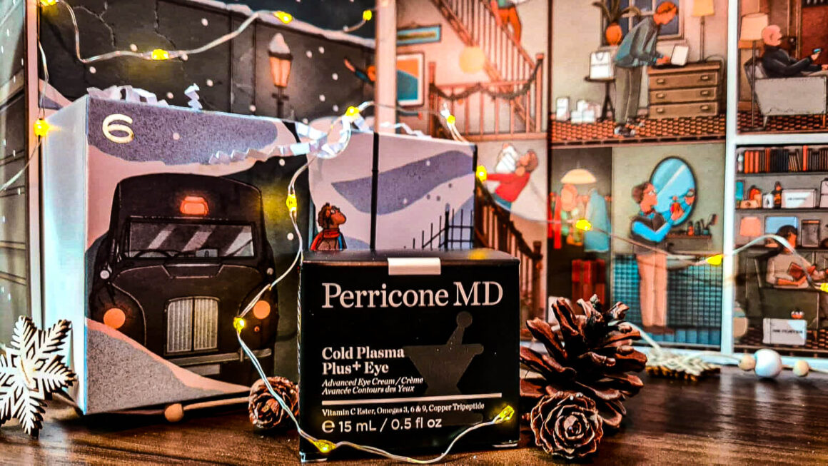 Eye Care With MR PORTER - Perricone MD's Cold Plasma Plus+ Eye serum
