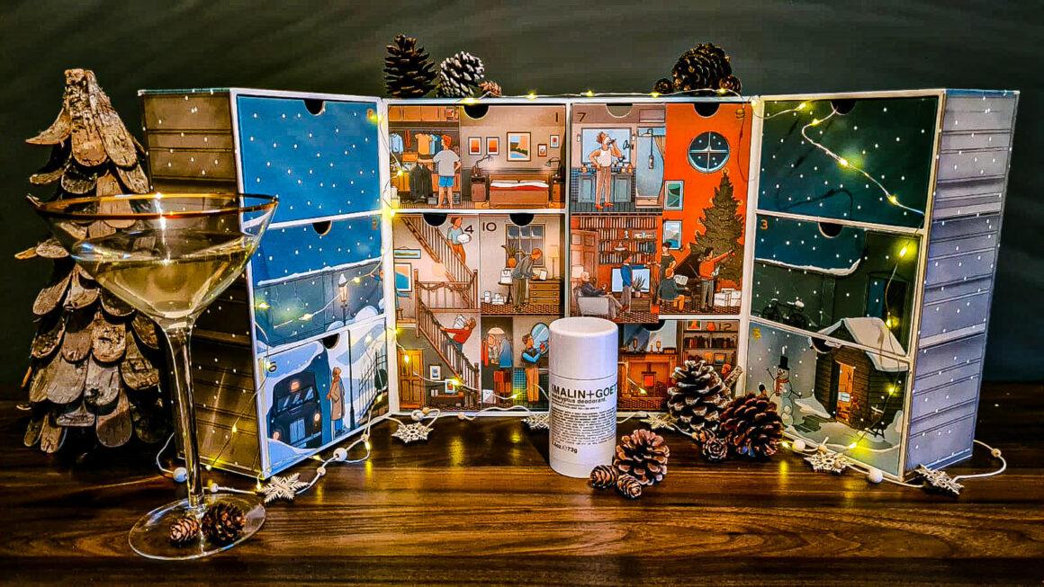 Luxury Advent Calendar You'll Need This Christmas With MR PORTER - Malin + Goetz's Eucalyptus Deodorant