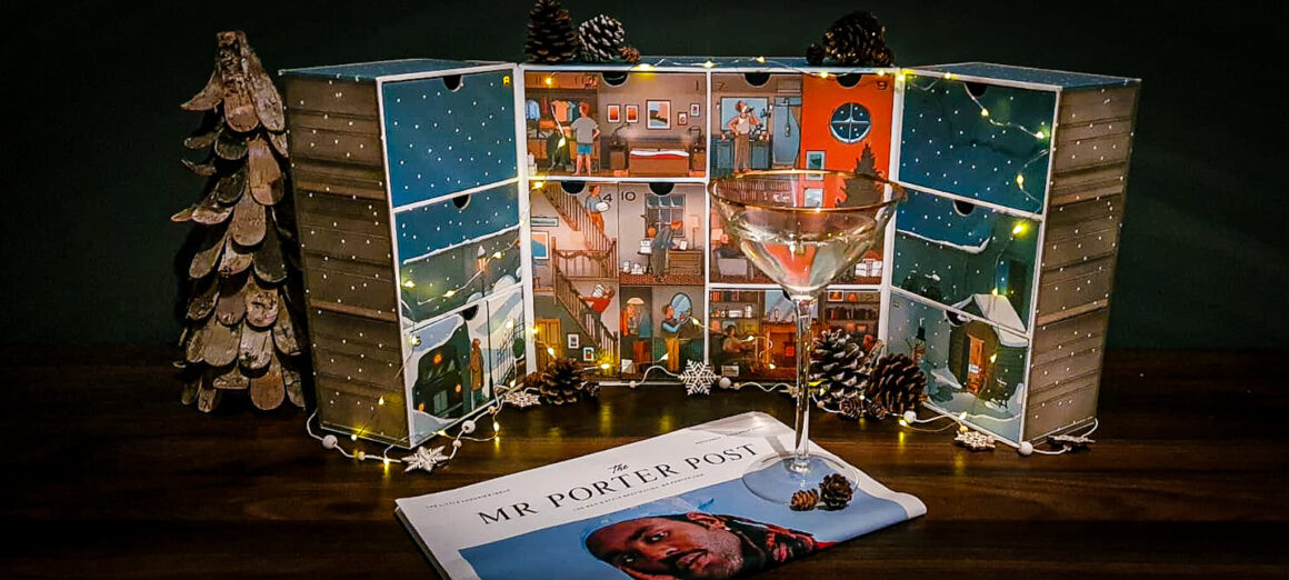 The Only Luxury Advent Calendar You'll Need This Christmas With MR PORTER Post
