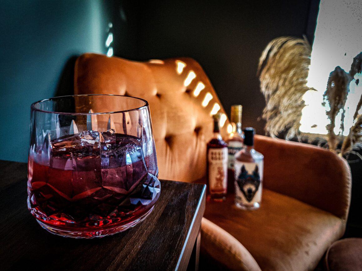 Burn's Night Cocktails LoneWolf Gin