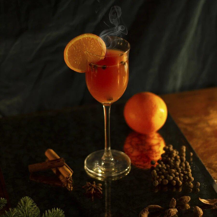 Burn's Night Cocktails - Mulled Social Cider