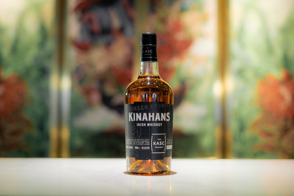 Two Tantalising Winter Tipples To Try During Lockdown - Kinahan's Kasc Project Whiskey Whiskey Sour