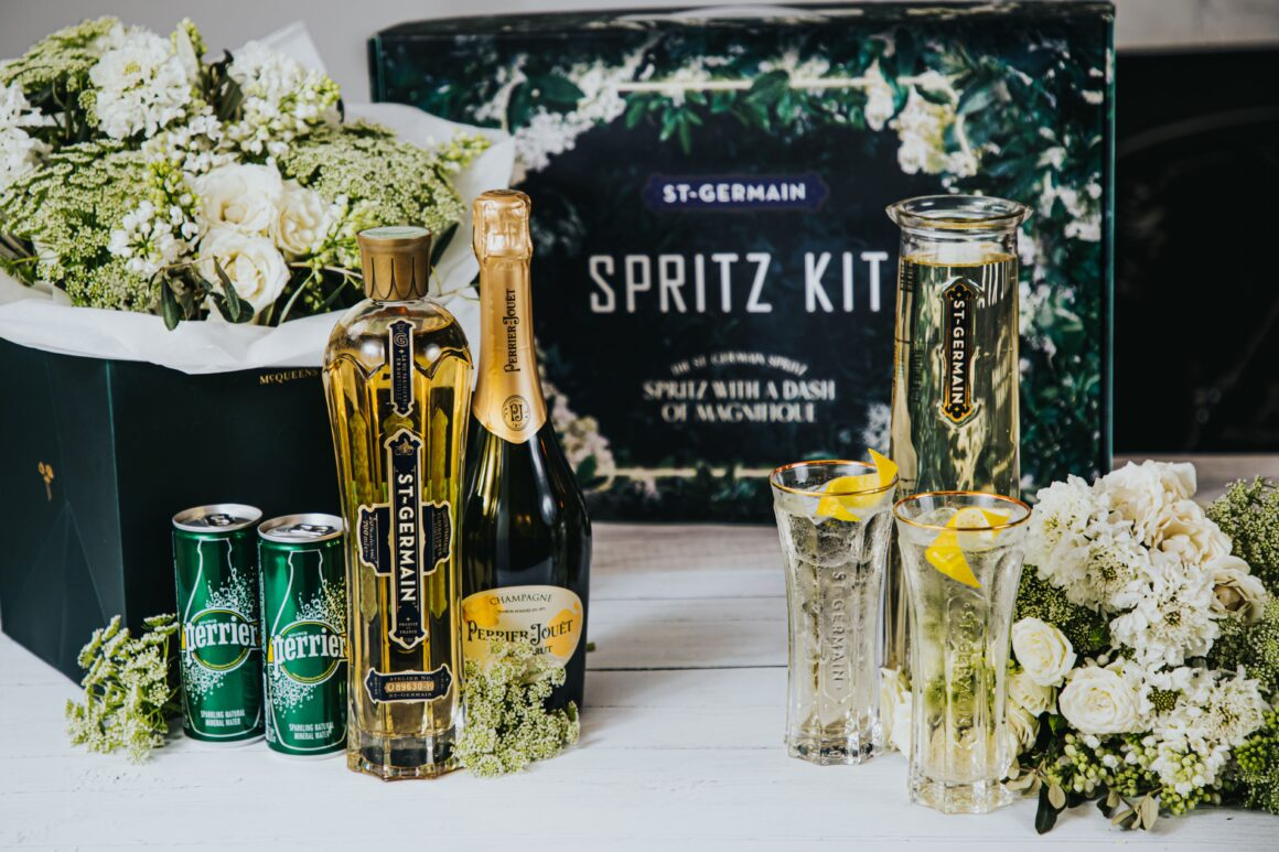 Mother's Day with St Germain x McQueens Cocktail Kit