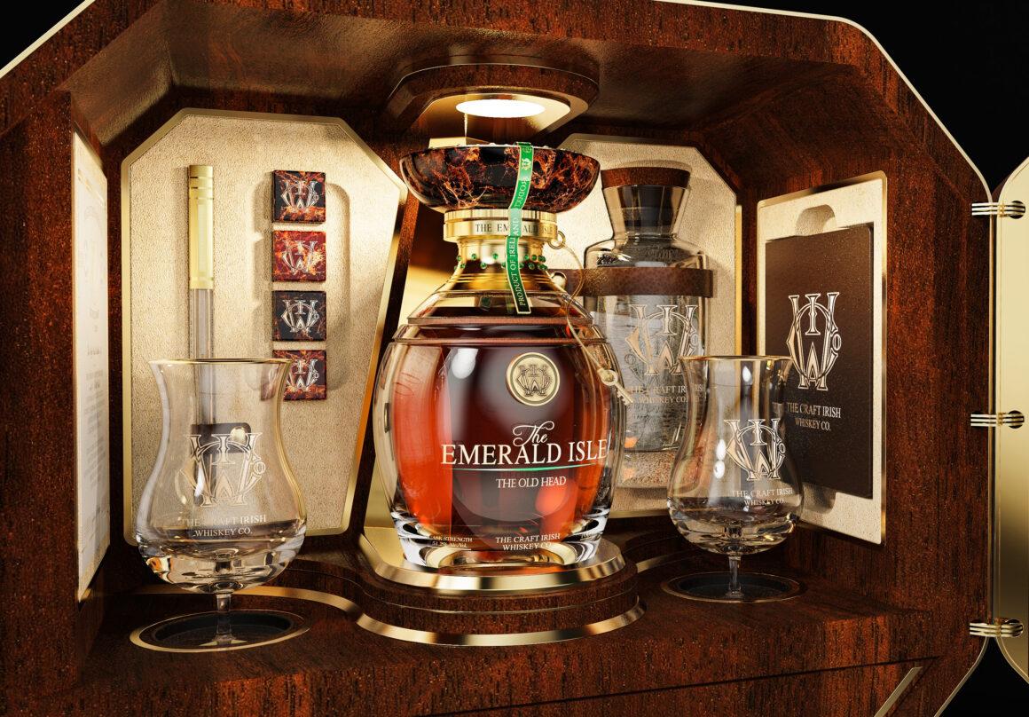Celebrate St Patrick's Day with a World Class Irish Whiskey Treasure OPEN