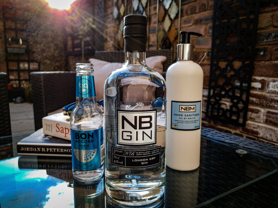 NB Distillery and the Ginsolation Pack