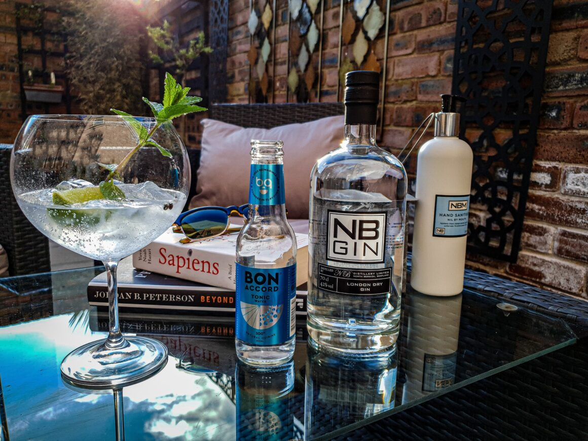 NB Distillery and the Ginsolation Pack Botanicals