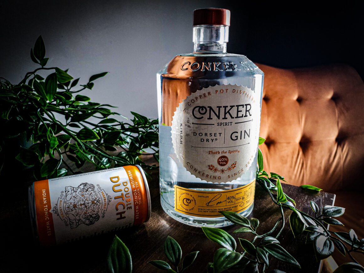 3 Wonderful Gins for World Gin Day - Conker Dorset Dry Gin