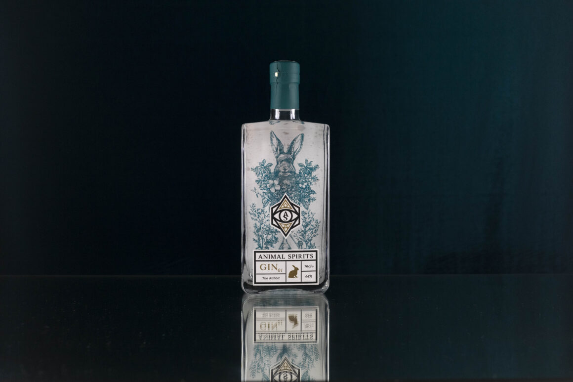 A Brilliantly British Gin - Animal Spirits Launches With The Rabbit
