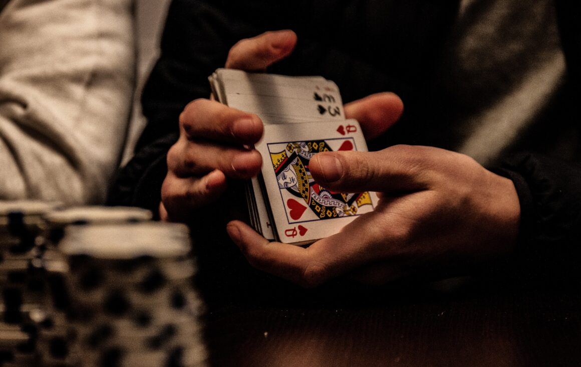 A Gentleman's Guide to Playing in a Poker Room
