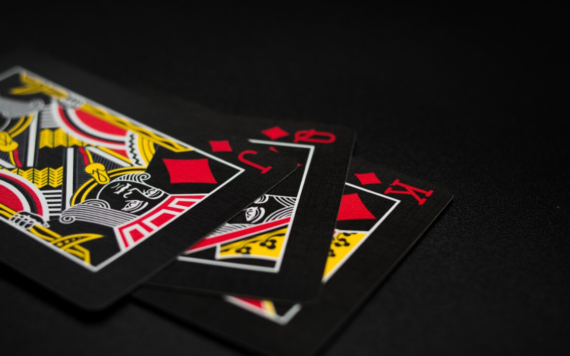 A Gentleman's Guide to Playing in a Poker Room - Cards