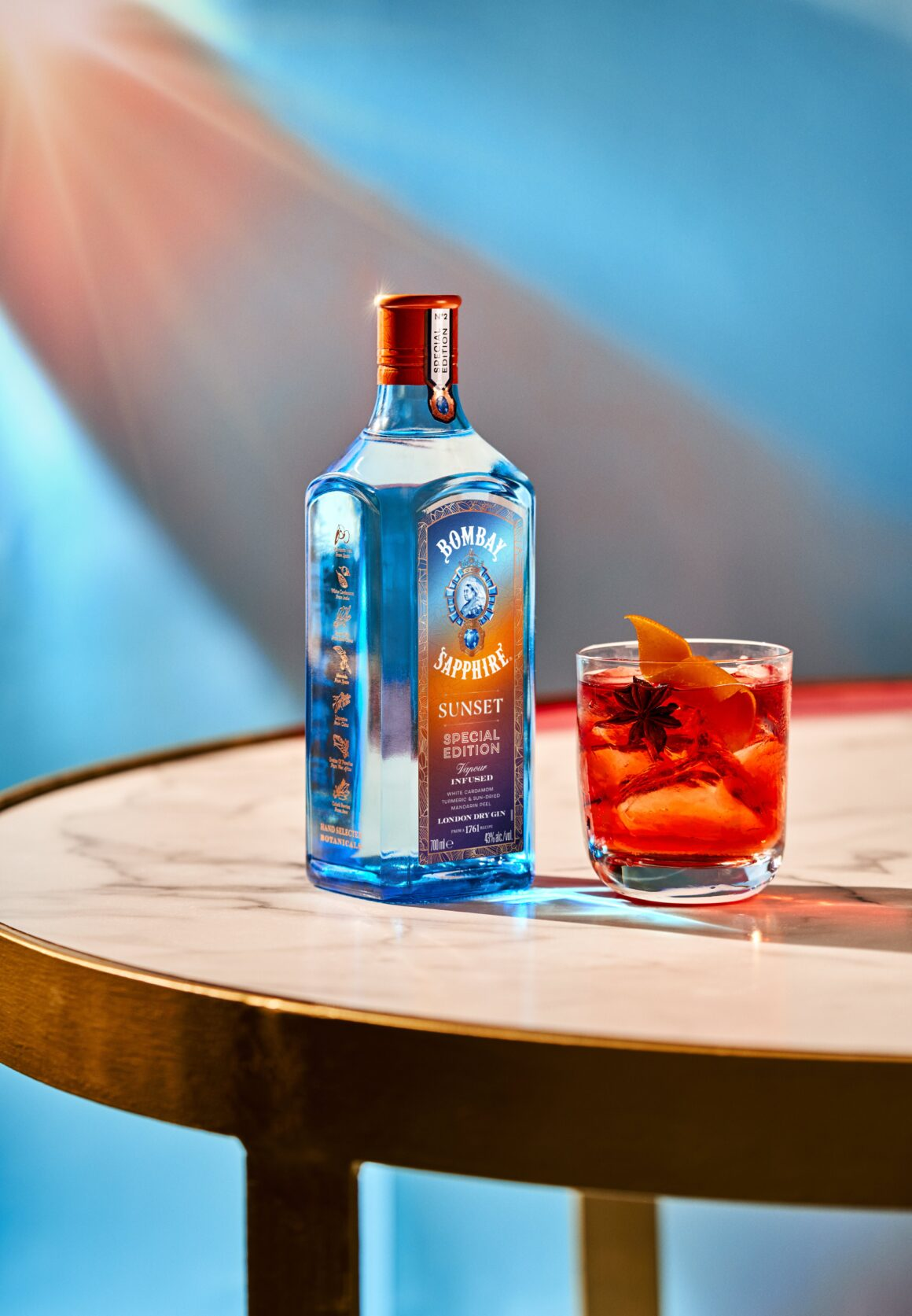 5 Reasons to Cheers Summer 2021 with Bacardi - Negroni