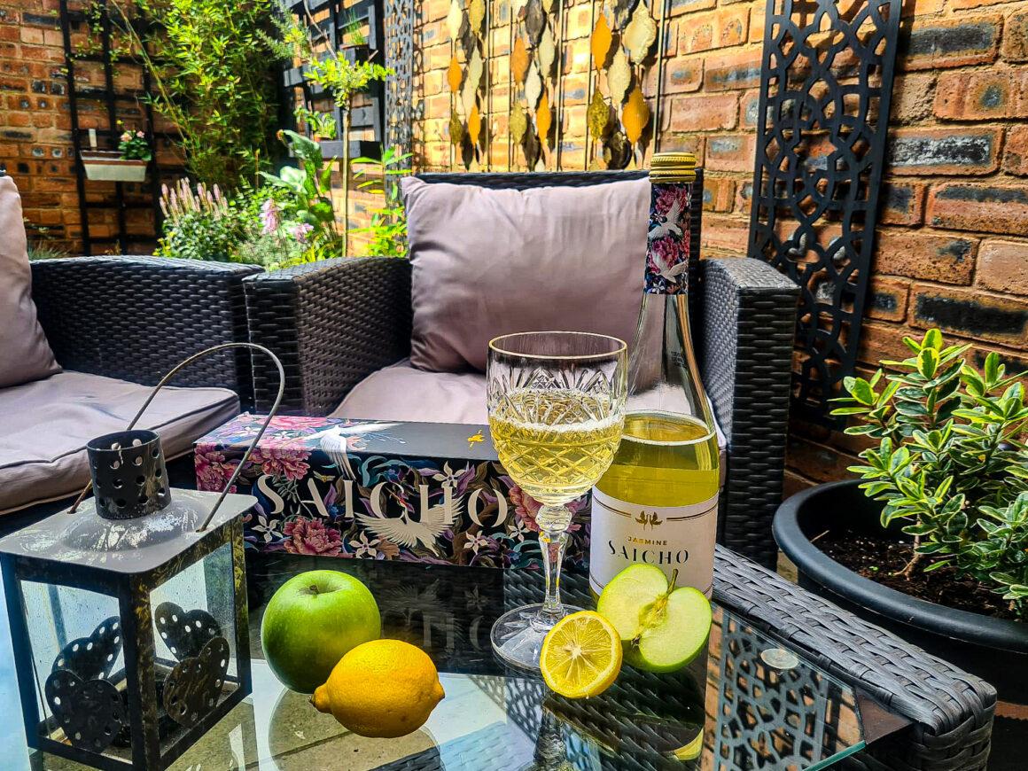 A Refreshing Summer Sip With Saicho Sparkling Tea Darjeeling