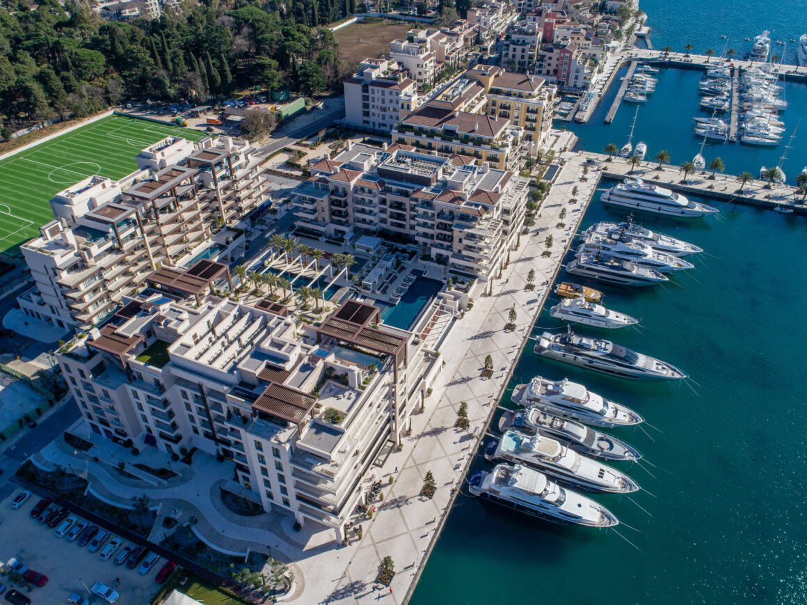 Montenegro reopens its doors to international travellers marina