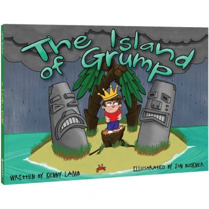 The Island Of Grump Persnickety Press