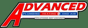 Advanced Plumbing Heating and Air Crispy logo