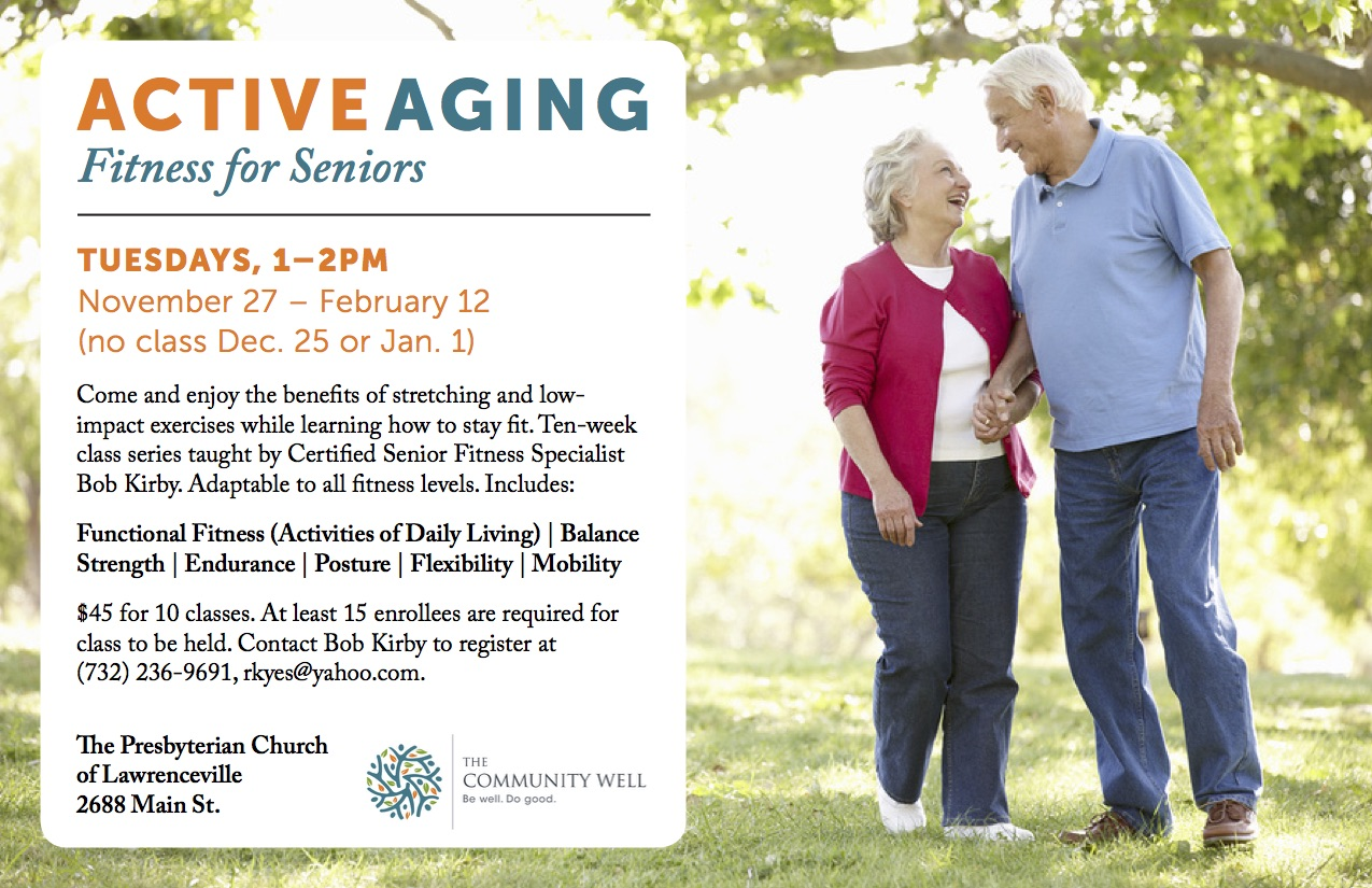 Senior Fitness Classes