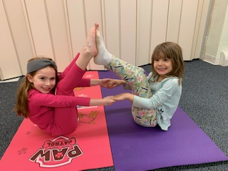 Kids Yoga – Free Trial Class