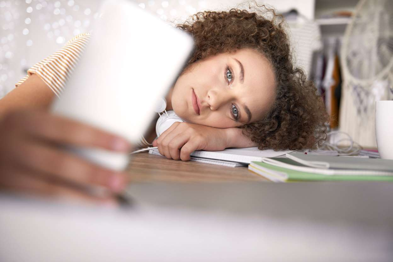 Coronavirus Anxiety & Teens