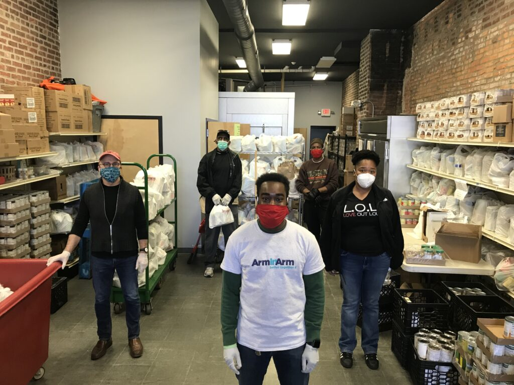 Fighting Food Insecurity