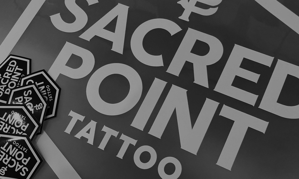 NEW SACRED POINT SHOP