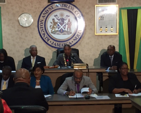 2/15/2017 Kingston, Jamaica and Birmingham became Sister Cities!