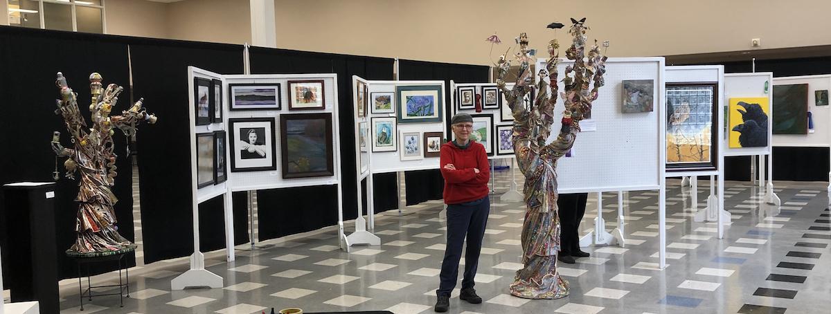 Peninsula Art Assoc 2019 Best in show award