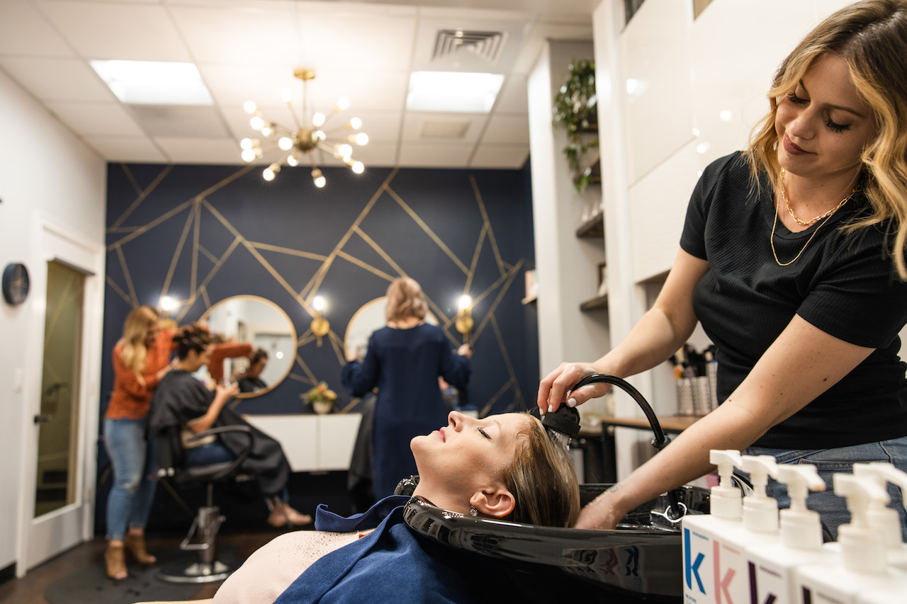 Blur and Bristle Winter Park Hair Studio - Hair Salon