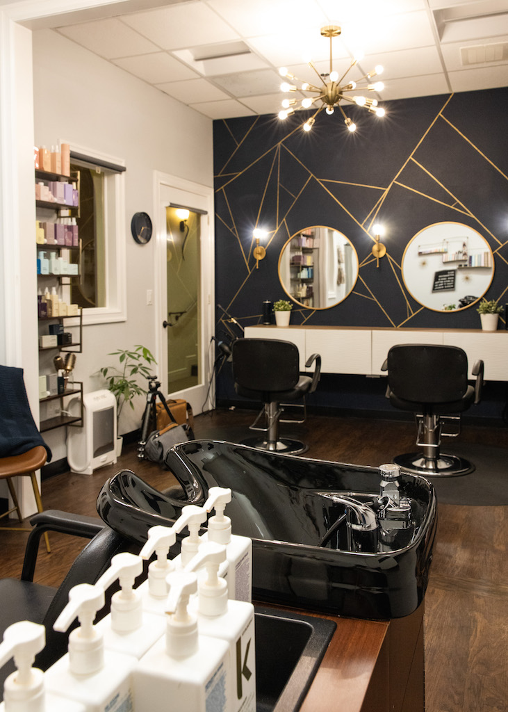 Blur and Bristle Winter Park Hair Studio - Hair Salon