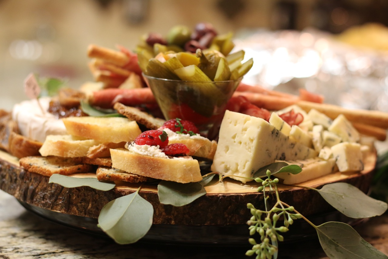 The Curated Platter