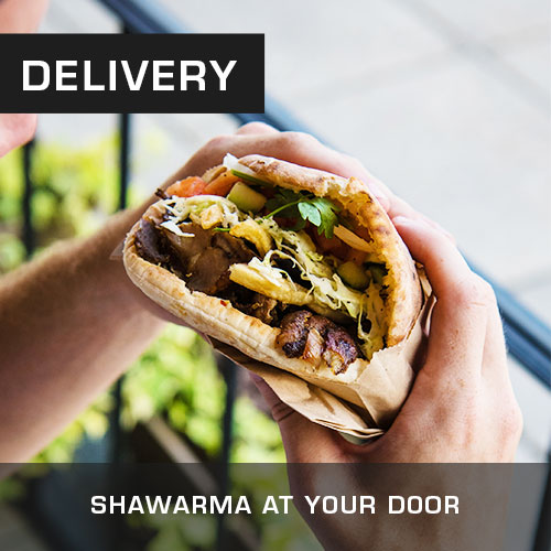 Order Mr Shawarma Delivery