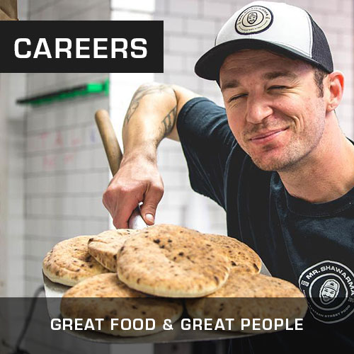 Careers at Mr Shawarma