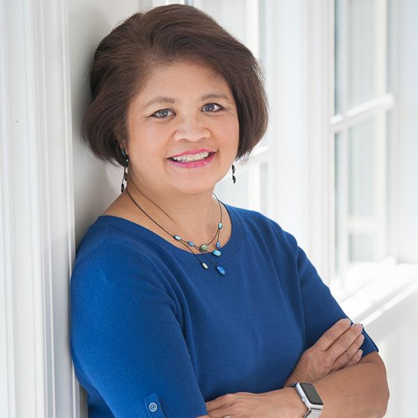 Gina Columna, MBA, PCC