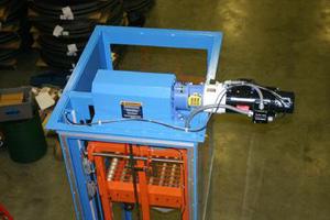Integrated Motor Brake Gear Reducer
