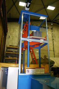 electric vertical conveyor