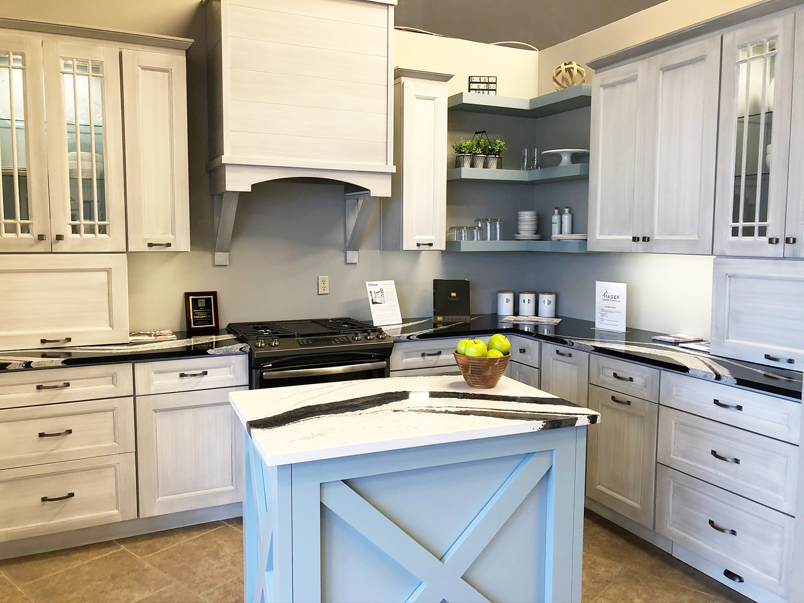 Hager Cabinets Photo Gallery | Hager Cabinets of Lexington ...