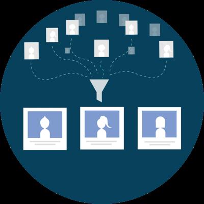 Filter database