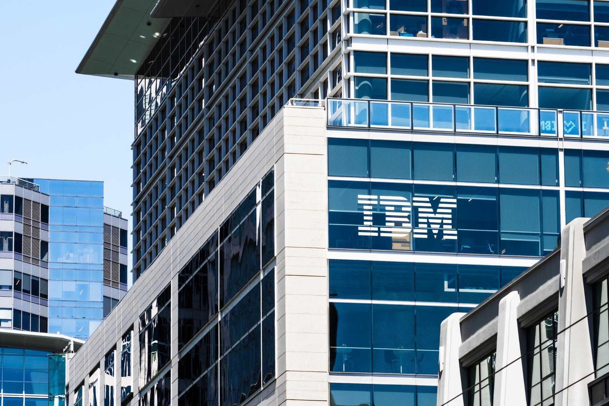IBM internship: IBM building