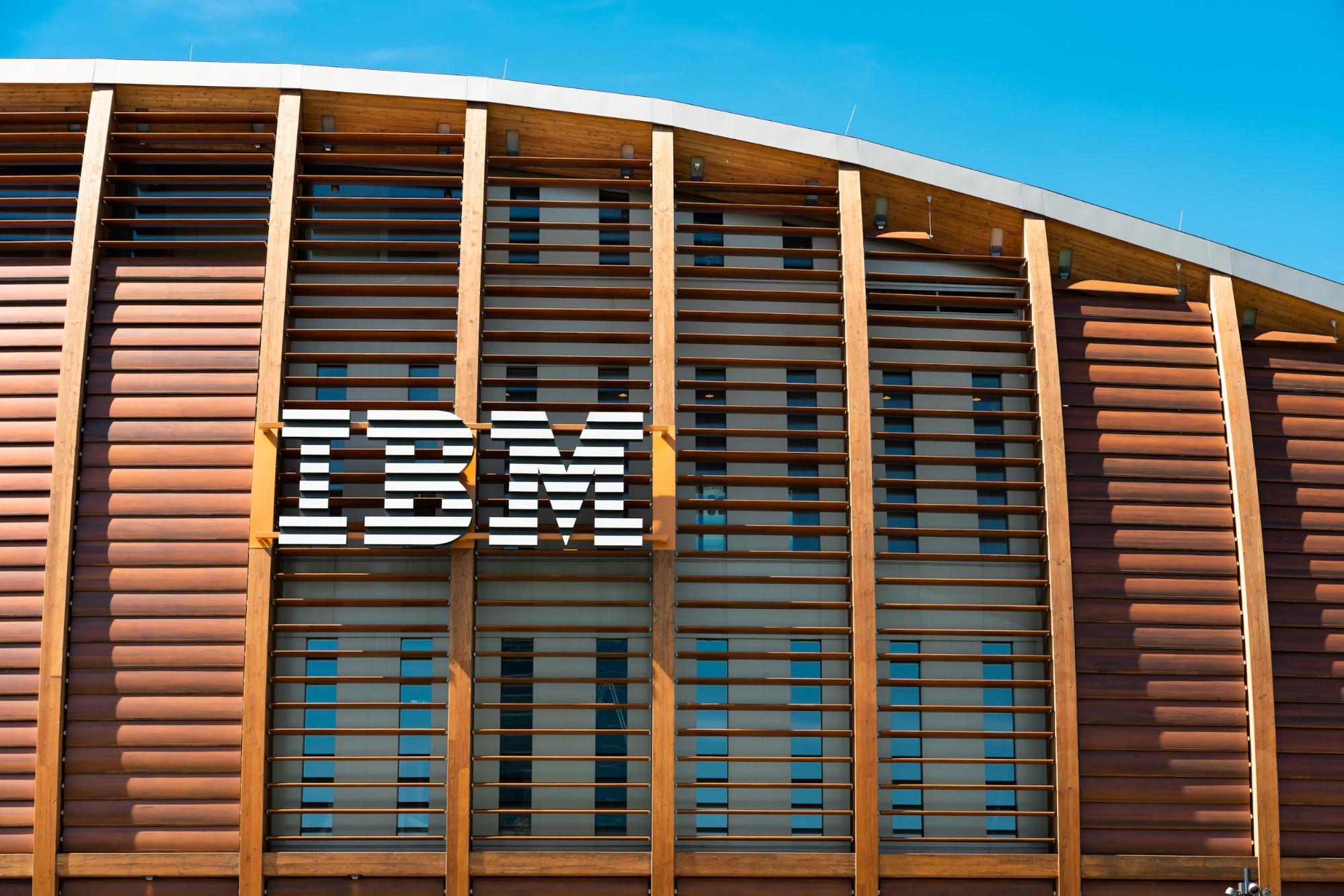 IBM internship: IBM front building