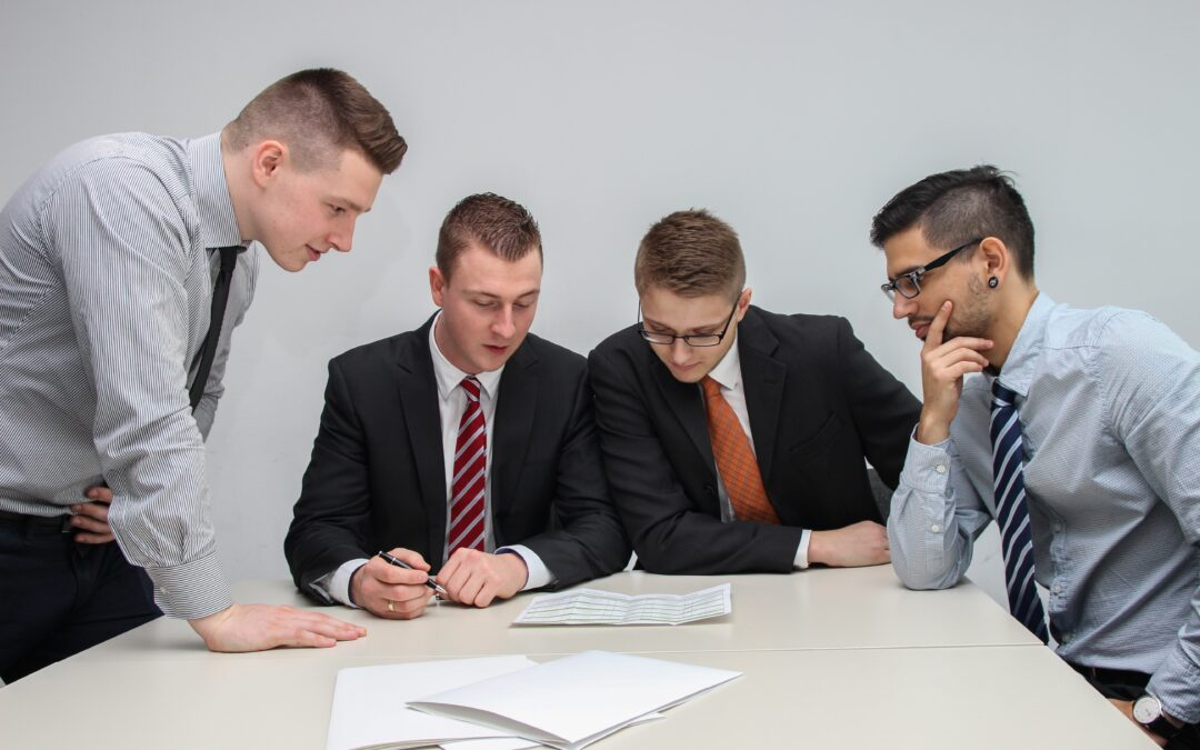 The Art of Mastering the Group Interview