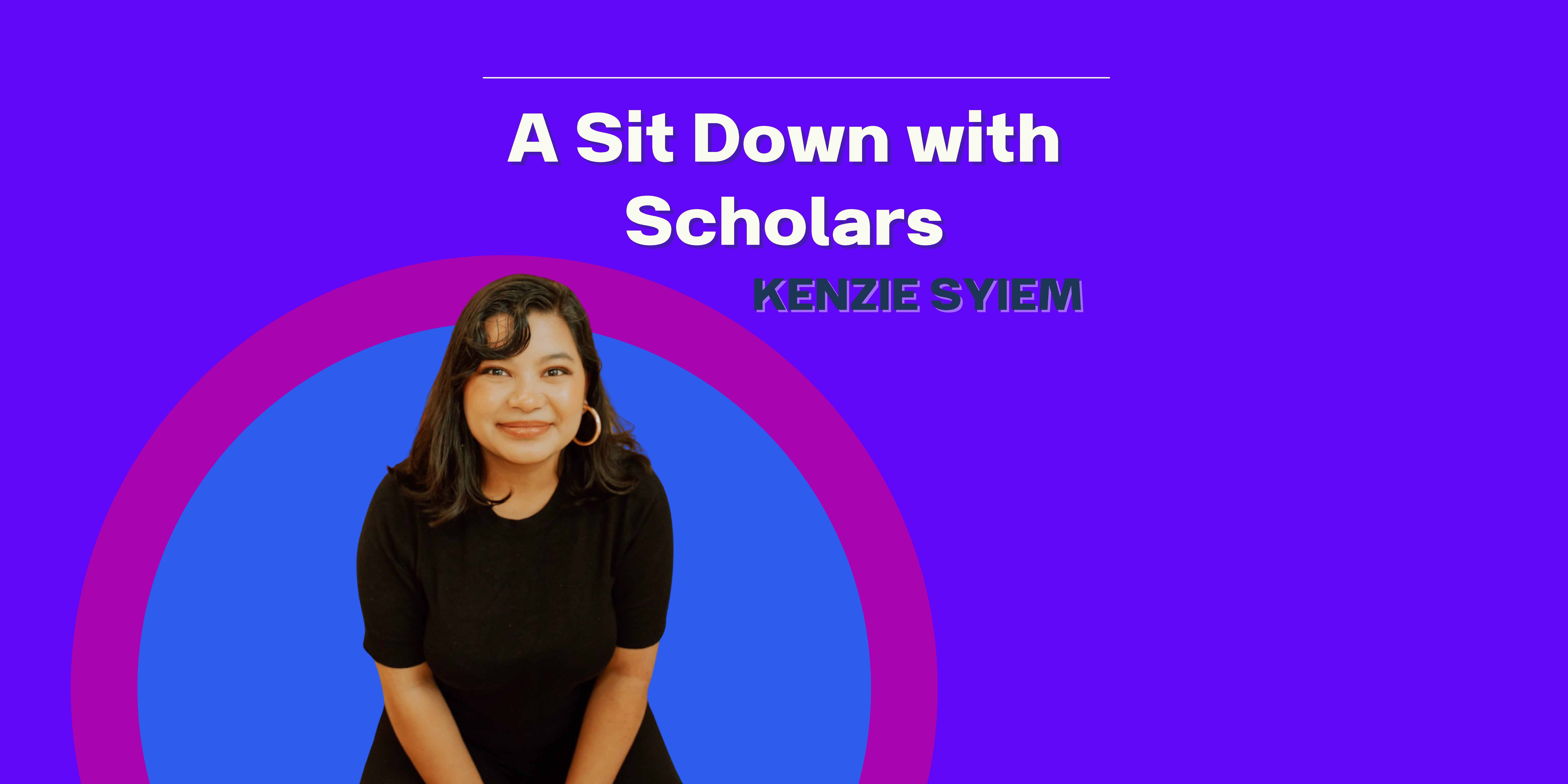 """A Sit Down with Scholars: Episode 3 """"A Sit Down with a Social Media Intern"""""""