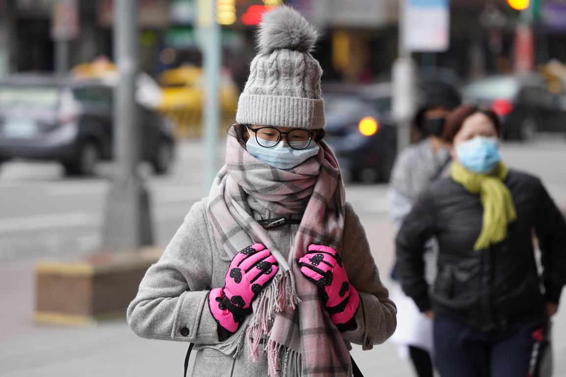 Tayvan'da son yılların en soğuk kışı