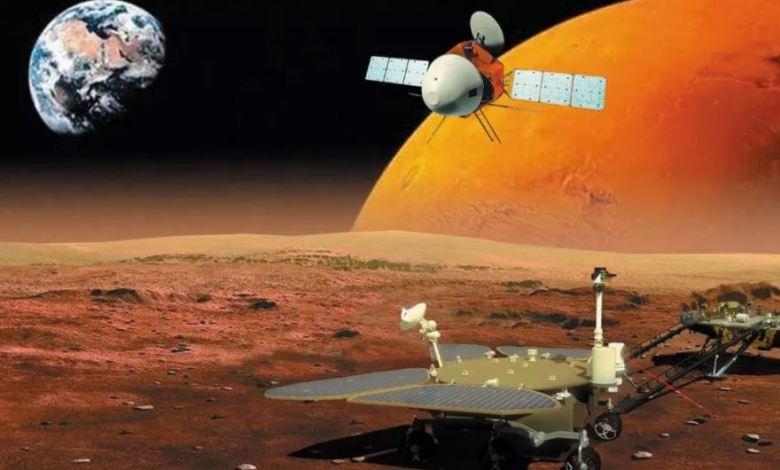 Mars yolculuğu başladı