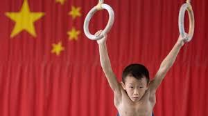 """Çin'de gençlere """"Erkeklik eğitimi"""""""